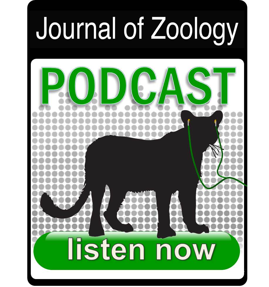 Journal of Zoology Podcasts